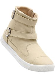 Freizeitstiefel, bpc bonprix collection, sandbeige