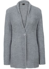 Strickjacke, BODYFLIRT, grau