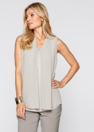 Bluse, bpc selection, beige