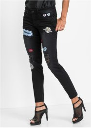 "Skinny Stretchjeans ""Marcell von Berlin for bonprix"", Marcell von Berlin for bonprix"
