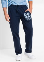 Jogginghose im Regular Fit, bpc bonprix collection, dunkelblau