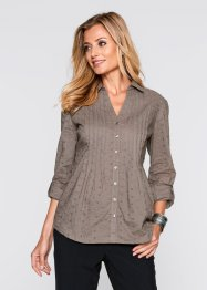 Bluse, bpc selection, braun