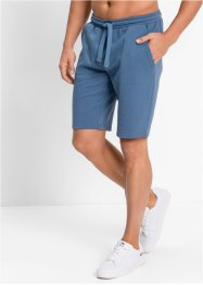 Herren Sweat-Shorts, Regular Fit, bpc bonprix collection, jeansblau