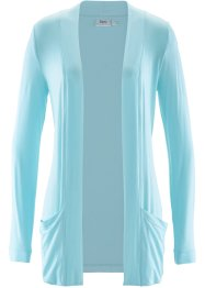 Stretch-Shirtjacke, bpc bonprix collection, polarmint