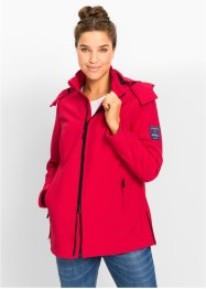 Stretch-Softshelljacke, bpc bonprix collection, rot