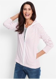 Shirtjacke mit Kapuze, bpc bonprix collection