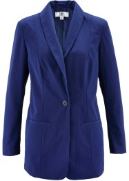 Long-Blazer, bpc bonprix collection, mitternachtsblau