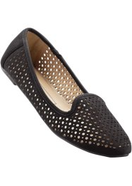 Slipper, bpc bonprix collection, schwarz