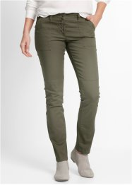 Cargohose mit Knopfleiste, bpc bonprix collection