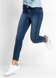 Power-7/8-Stretch-Jeans SLIM, John Baner JEANSWEAR, dunkelblau