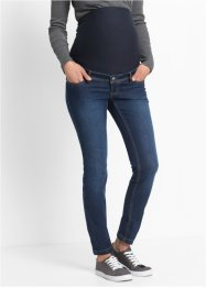 Skinny Umstandsjeans, bpc bonprix collection, darkblue stone