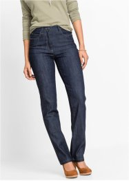 Stretch-Jeans STRAIGHT, John Baner JEANSWEAR, dark blue stone