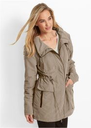 Parka-Jacke, bpc bonprix collection, taupe