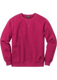 Sweatshirt Regular Fit, bpc selection, beerenrot