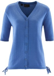 Strickjacke, bpc selection, himmelblau