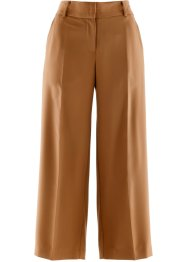 Weite 7/8-Hose, bpc selection, bronze