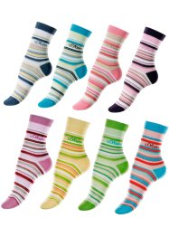 s.Oliver Socken (8er-Pack), s.Oliver RED LABEL Bodywear, bunt