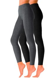LAVANA Strickleggings (2er-Pack), LAVANA