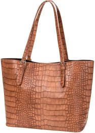 Tasche Reptilprägung, bpc bonprix collection