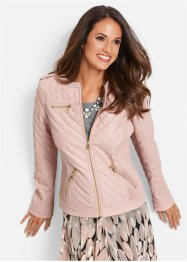 Lederimitatjacke mit Steppung, bpc selection