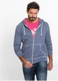 Shirtjacke Regular Fit, John Baner JEANSWEAR, indigo meliert