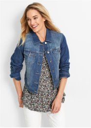 Jeans-Jacke designt von Maite Kelly, bpc bonprix collection, blue stone used
