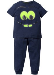 "Pyjama (2-tlg. Set) ""GLOW IN THE DARK"", bpc bonprix collection"