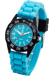 Kinderuhr, bpc bonprix collection, blau