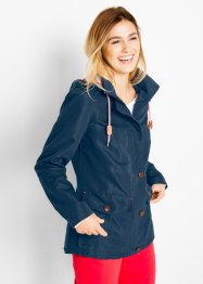 Outdoor-Jacke, bpc bonprix collection, dunkelblau
