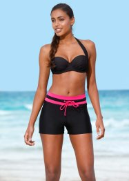 Bikinihose, bpc bonprix collection, schwarz