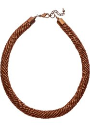 Collier, bpc bonprix collection, kupferfarben
