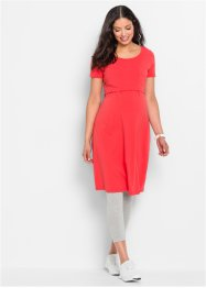 Basic-Umstandskleid / Stillkleid, bpc bonprix collection, hummer