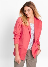 Blazerjacke, bpc bonprix collection, hellpink