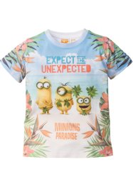 """MINIONS"" T-Shirt, Despicable Me, weiß/bunt ""MINIONS"""