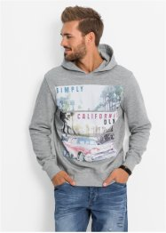 Sweatshirt im Slim Fit, RAINBOW