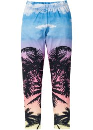 Leggings mit Palmendruck, bpc bonprix collection