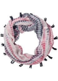 Loop Batik+ Bommel, bpc bonprix collection