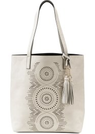 Henkelshopper Lasercut, bpc bonprix collection, beige