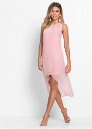 Chiffon-Kleid in Wickeloptik, BODYFLIRT