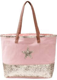 Tasche, bpc bonprix collection, zartrosa