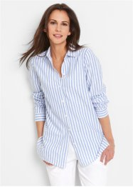 Bluse aus Leinenmix, bpc bonprix collection