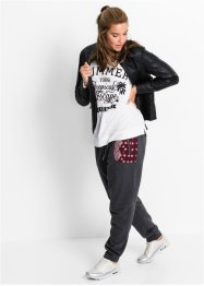 Leichtes Langarm-Sweatshirt, bpc bonprix collection