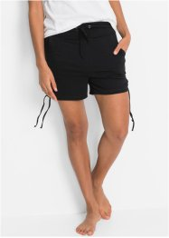 Wellness-Shorts, bpc bonprix collection, schwarz
