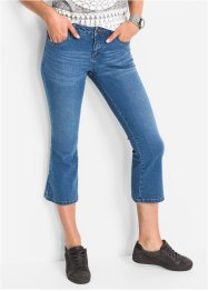 Stretch-Jeans in 3/4-Länge FLARED, John Baner JEANSWEAR
