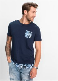 Langes T-Shirt Regular Fit, RAINBOW
