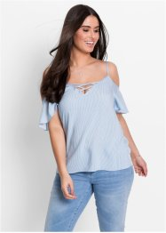 Cold-Shoulder-Bluse, BODYFLIRT