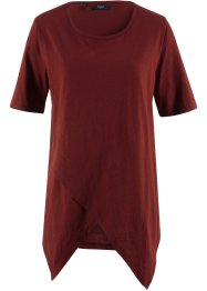 2-in-1-Flammgarn-Shirt im Lagenlook, bpc bonprix collection