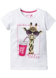 Shirt mit Giraffendruck, bpc bonprix collection