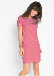 Shirtkleid mit U-Boot Ausschnitt, bpc bonprix collection