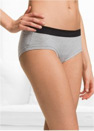 Panty Bio-Baumwolle (4er-Pack), bpc bonprix collection